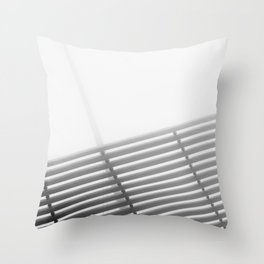 Untitled (Lines) Throw Pillow