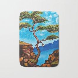 Cypress Tree Bath Mat