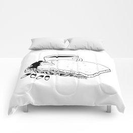 Breakfast Included Comforters