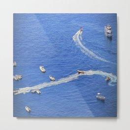 Amalfi coast, Italy 3 Metal Print