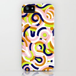 Seigaiha Series - Congeniality iPhone Case