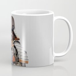 Historical Samurai Armor Photograph (18th Century) Coffee Mug