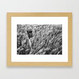 Little House in the Prairie 2 Framed Art Print