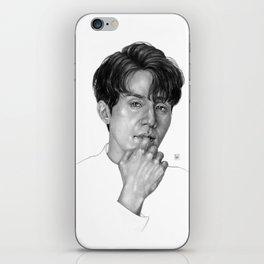 Lee Dong Wook iPhone Skin