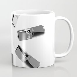 Gives you Wings Black And White Coffee Mug