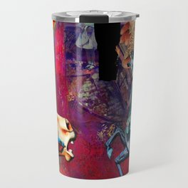 Fossil Fuel Cemetery Travel Mug