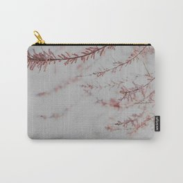 Soft Dusty Pink Lullaby Carry-All Pouch
