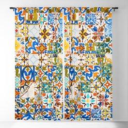Moroccan Mosaic II Blackout Curtain