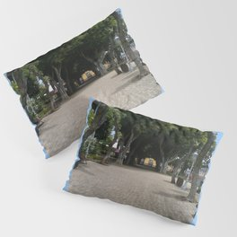 Icod de los Vinos   (A7 B0014) Pillow Sham