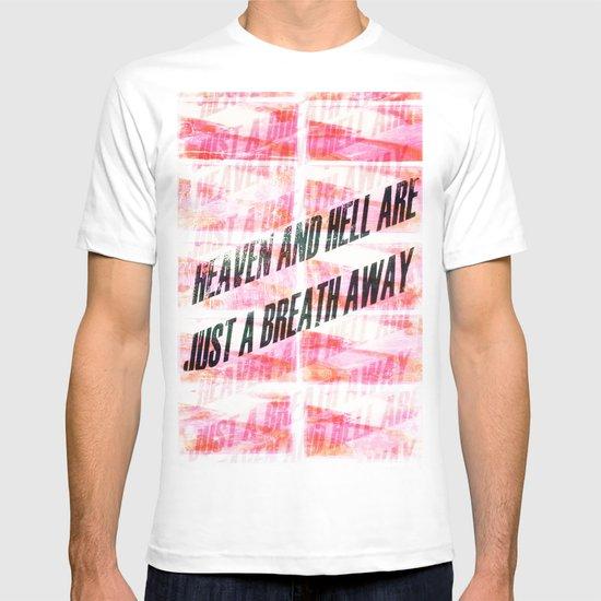HEAVEN&HELL3 T-shirt