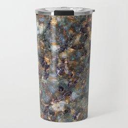 Emerald Granite Travel Mug