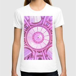 Pink Architecture Monument T-shirt