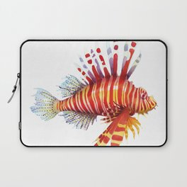 Firefish - lion fish Laptop Sleeve