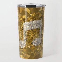 POLYNOID Music / Gold Edition Travel Mug
