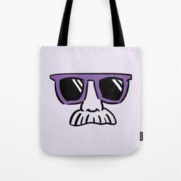 Too Cool (violet) Tote Bag