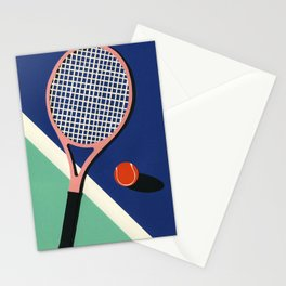 Malibu Tennis Club Stationery Cards