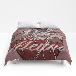 Vide Cor Meum Comforters