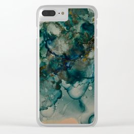 MERMAID TALES // 2 Clear iPhone Case