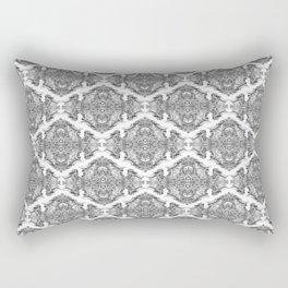 Architectural pattern Rectangular Pillow