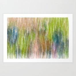 Grassland 1V Art Print