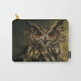 Bird Of the Night Carry-All Pouch