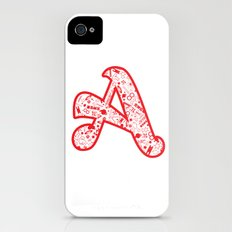 Scarlet A - Version 2 Slim Case iPhone (4, 4s)