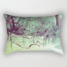 Manatees Rectangular Pillow