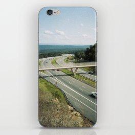 Interstate 68 2 iPhone Skin