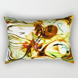 Complicity Rectangular Pillow