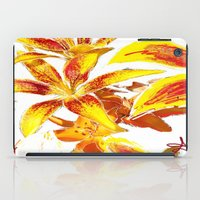 lily iPad Cases featuring Lily by ANoelleJay