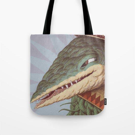 Croc Surprise Tote Bag