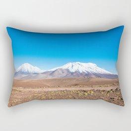 CHILE, San Pedro de Atacama: Atacama Desert Rectangular Pillow