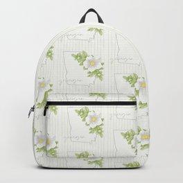Georgia Cherokee Rose Backpack