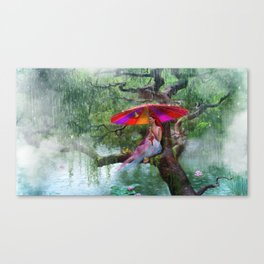 Cloudburst Canvas Print