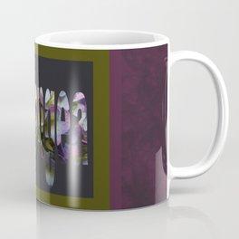 Hydrangea in Purple Coffee Mug