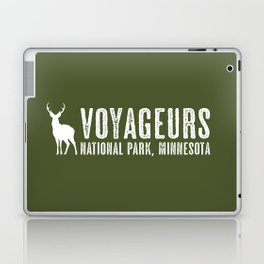 Deer: Voyageurs, Minnesota Laptop & iPad Skin