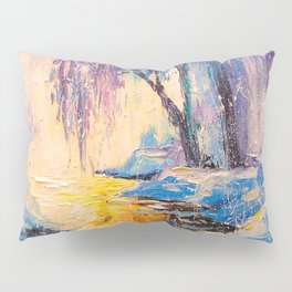 Winter dawn Pillow Sham