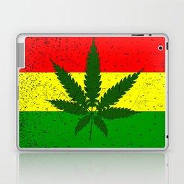 Rastafarian Flag Laptop & iPad Skin