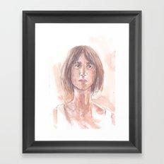 Tortured Analogy Framed Art Print