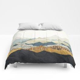 Distant Peaks Comforters