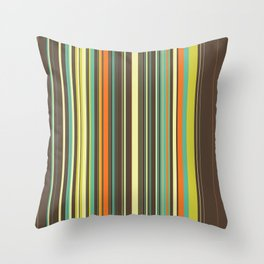 Autumn Grass Throw Pillow