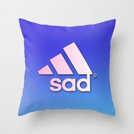 SADIDAS Throw Pillow