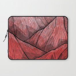 The Red Mountains Laptop Sleeve