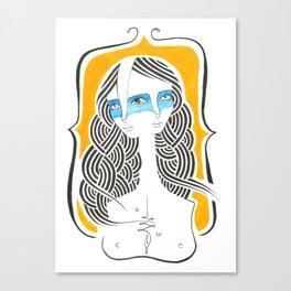 Alquimia Canvas Print