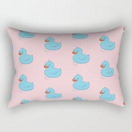 Duck pattern Rectangular Pillow