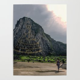 Khao Cheejan Mountain Poster