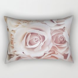 In the Pink Rectangular Pillow