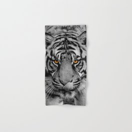 TIGER PORTRAIT Hand & Bath Towel