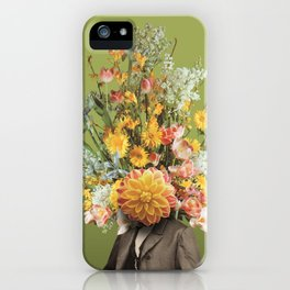 This one goes out to the one I love iPhone Case