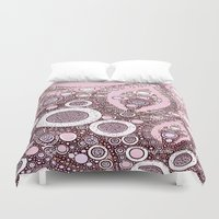champagne Duvet Covers featuring :: Pink Champagne :: by :: GaleStorm Artworks ::